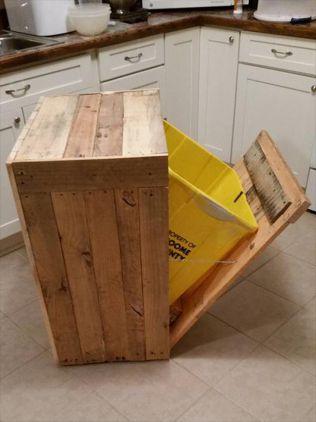 Diyで作る手作りのゴミ箱(トラッシュボックス)まとめ Poptie