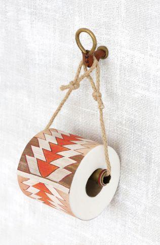 Toilet Roll Holder Ideas