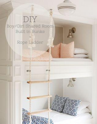 Diyで作るすてきな二段ベッドまとめ・子供部屋がキュートに! Poptie