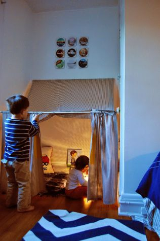 Diy Canopy Bed For Boys
